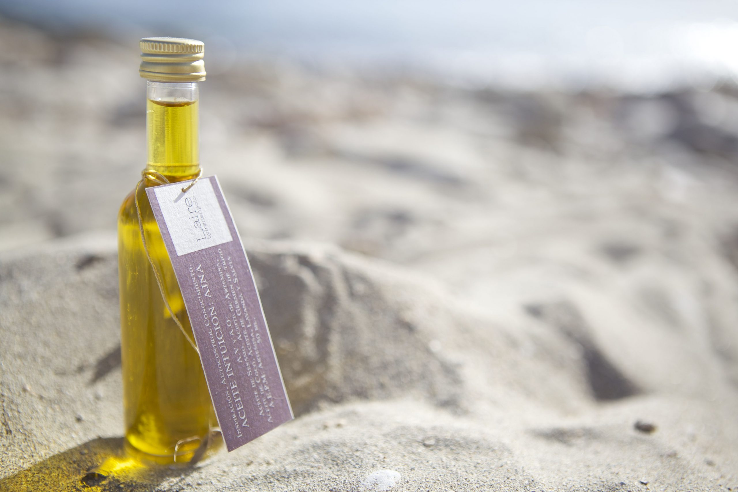 INTUITION OIL: AJNA